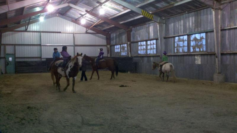 Indoor Arena 1/10/12