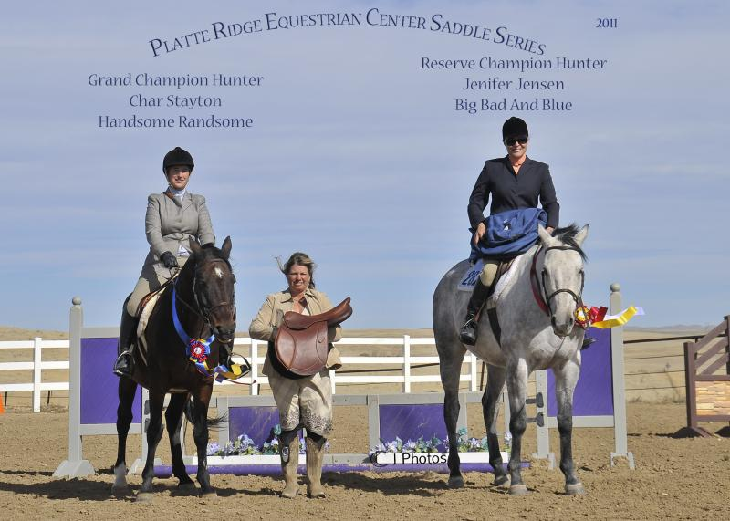 2011 English Champion & Reserve Champion